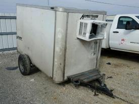 Salvage HOME TRAILER